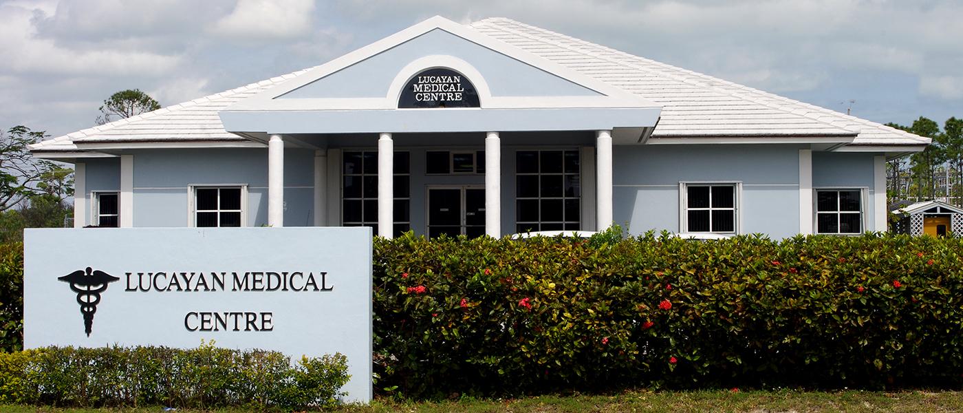 Lucayan Medical Centre Building